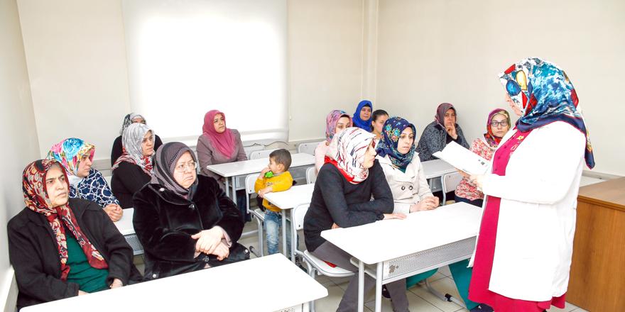 Kadınlara aile eğitimi