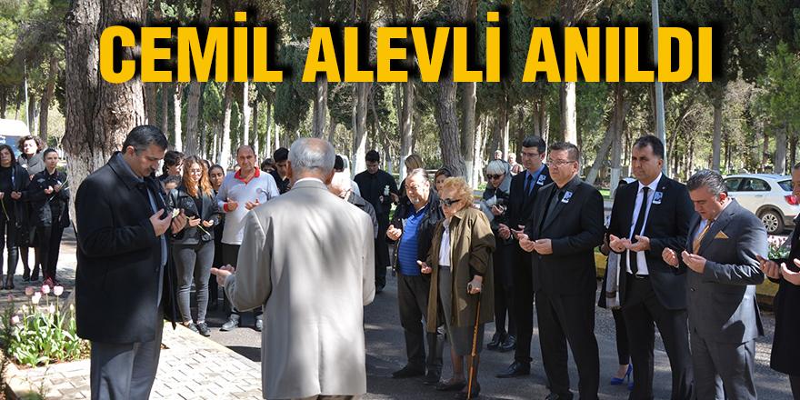 Cemil Alevli anıldı