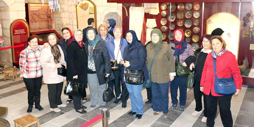 Hamam Müzesi doldu taştı
