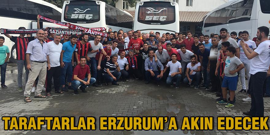 Taraftarlar Erzurum'a akın edecek