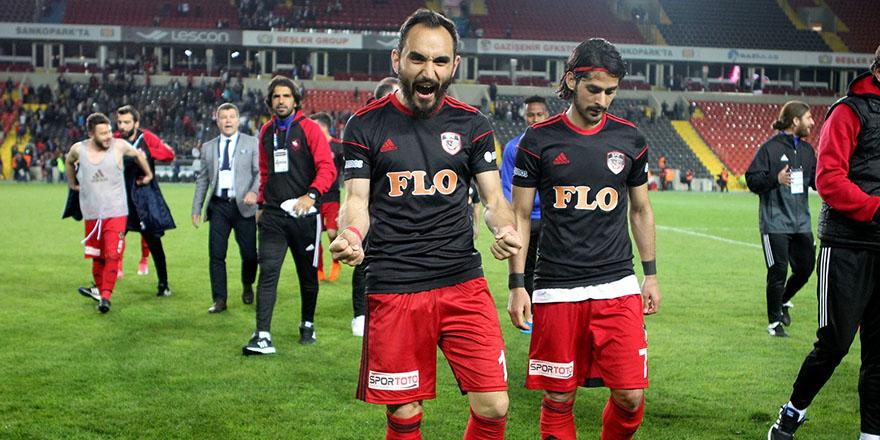 Gaziantep'i temsil ediyoruz