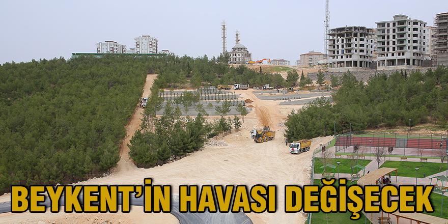 Beykent'in havası değişecek