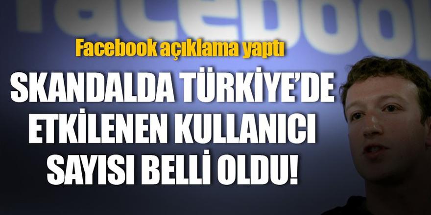 Türkiye'de etkilenen kişi sayısı belli oldu