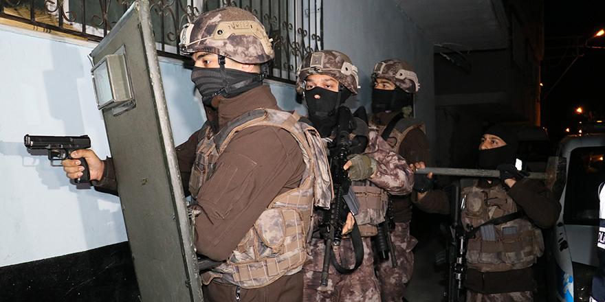 Sahte polis operasyonu