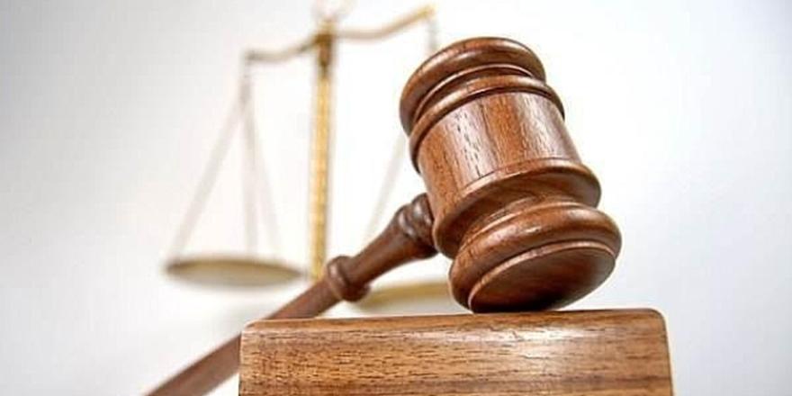 Yargı mensubu eşlere hapis cezası