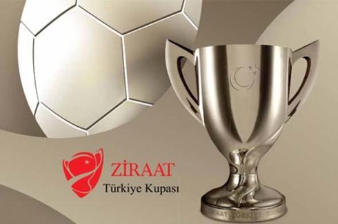 Türkiye Kupa'sında heyecan başlıyor