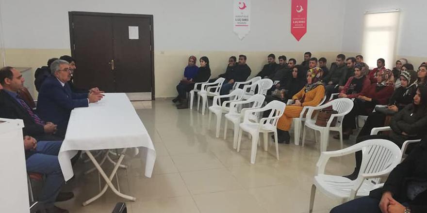 Suriyeli öğrencilere ziyaret