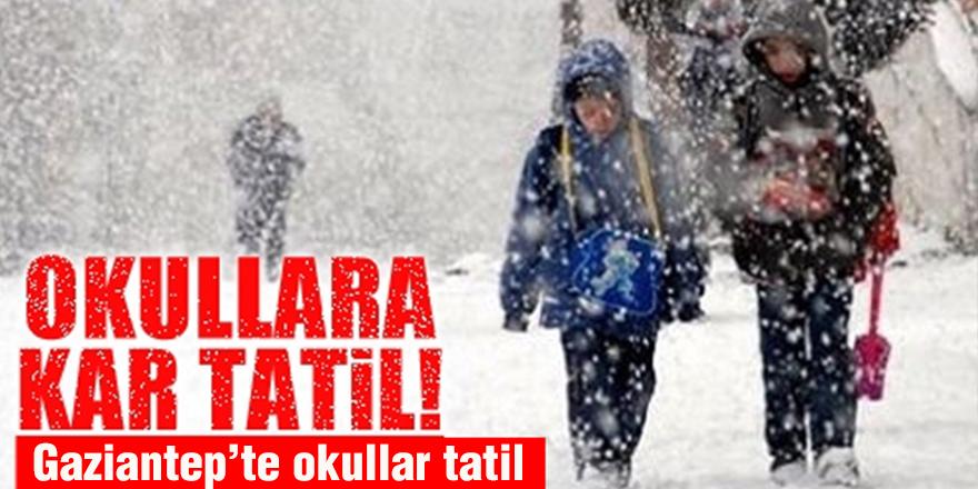 VALİ'DEN GECE YARISI TATİL HABERİ