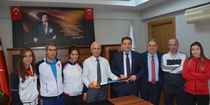 Polisgücü Türkiye'nin hokeyde ki dünya markasıdır
