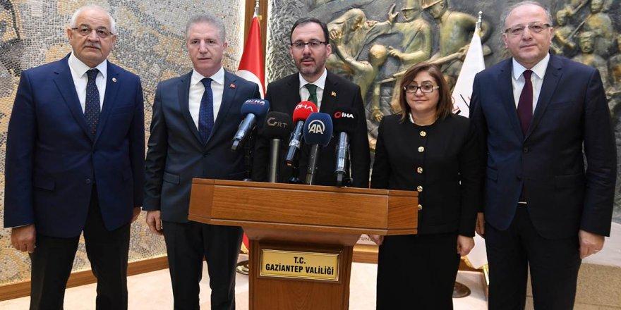 Gaziantep'i Daha İleriye Taşımak İçin Hep Birlikte Çalışacağız