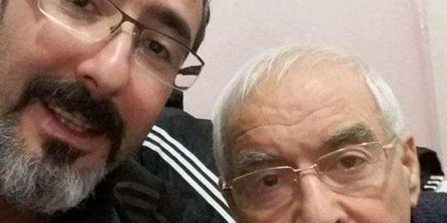 Okan Eroğlu babasını kaybetti
