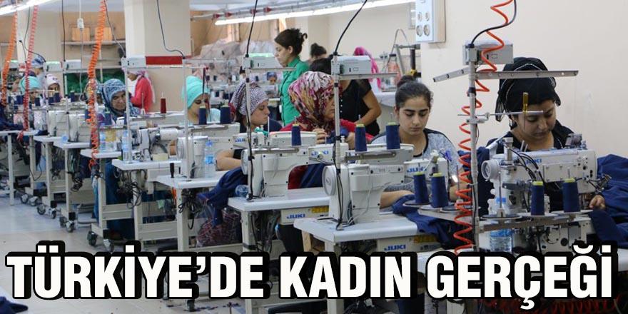 Türkiye'de kadın gerçeği