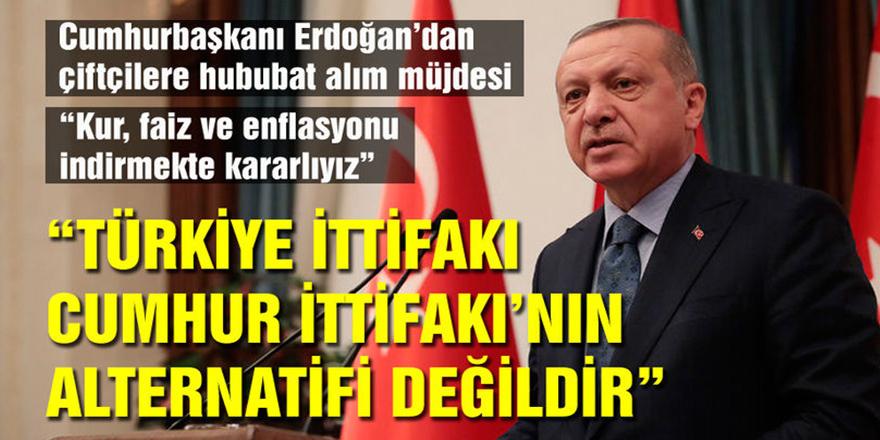 Erdoğan STK'lara istihdam çağrısında bulundu