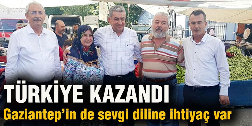 Türkiye kazandı