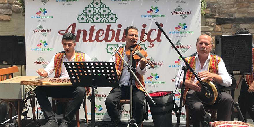 Meşhur lezzetler Ataşehir'de