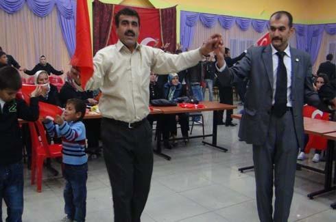 Suriyeli Türkmenler'e MHP gecesi