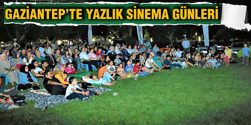 Gaziantep'te yazlık sinema günleri