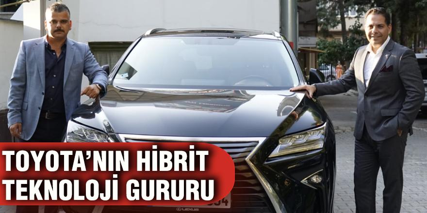 Toyota'nın Hibrit Teknoloji gururu
