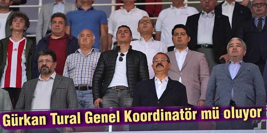 Gürkan Tural Genel Koordinatör mü oluyor