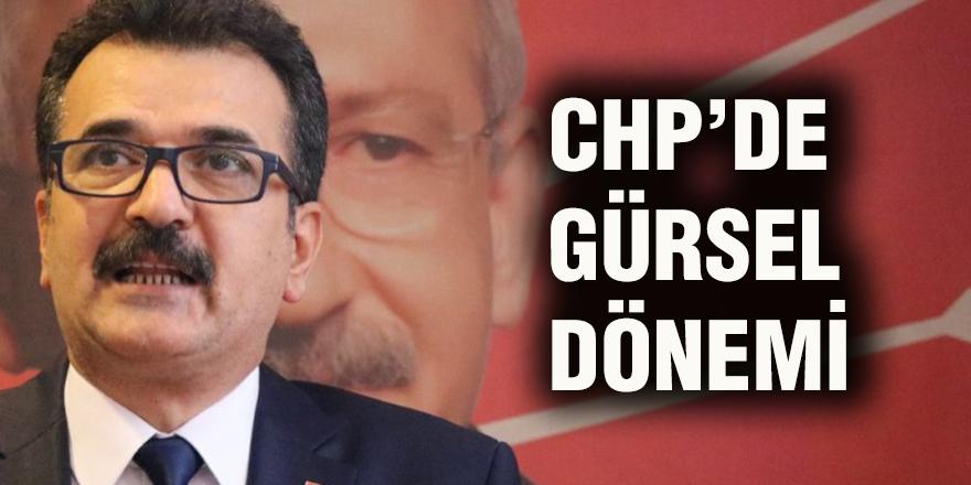 CHP'de Gürsel dönemi