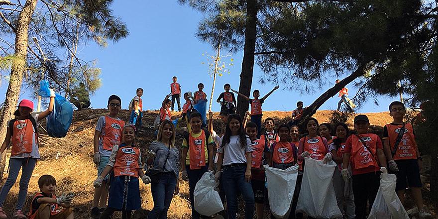 Ormanları TEMA temizleyecek