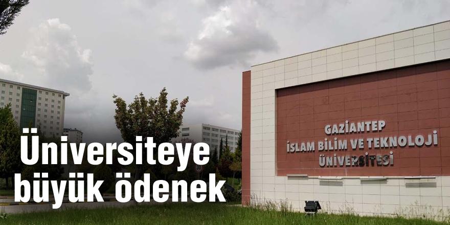 Üniversiteye büyük ödenek