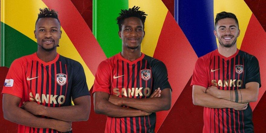 Milli takımlara 3 futbolcu gitti