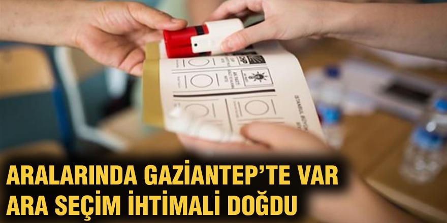 ARALARINDA GAZİANTEP'TE VAR