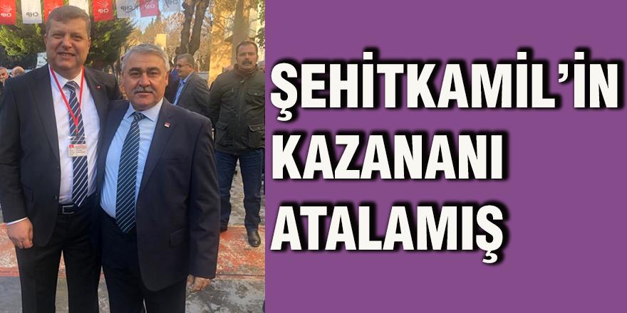 Şehitkamil'in kazananı Atalamış