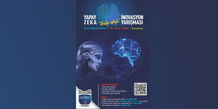 Yapay zeka ve inovasyon yarışması