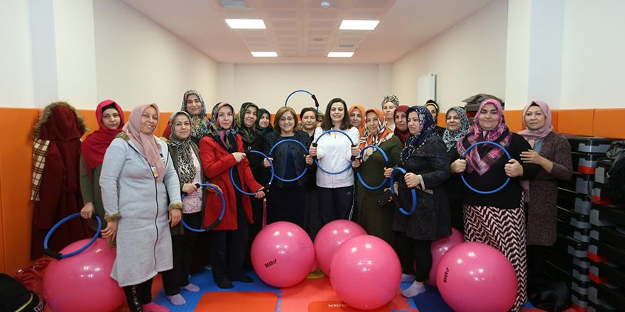 Büyükşehir'den kadınlara pozitif ayrımcılık