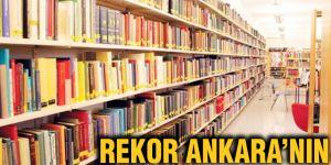 Rekor Ankara'nın