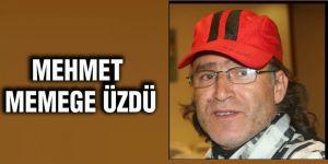 Mehmet Memege üzdü