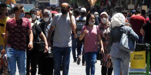 2 bin 674 kişiye sosyal mesafe ve maske cezası