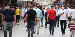 2 bin 656 kişiye sosyal mesafe ve maske cezası