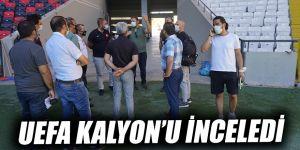 UEFA Kalyon'u inceledi