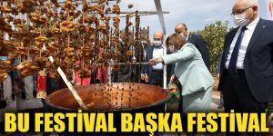 Bu Festival başka Festival