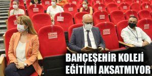 Bahçeşehir Koleji eğitimi aksatmıyor