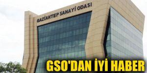 GSO'dan iyi haber