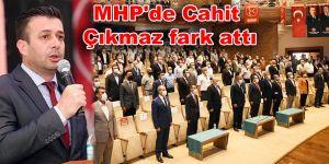 MHP'de Cahit Çıkmaz fark attı