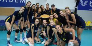 Fenerbahçe, Adam Voleybol'u ağırladı