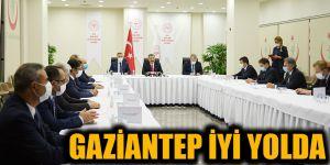 GAZİANTEP İYİ YOLDA