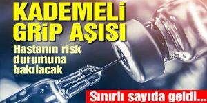 Sağlık Bakanlığı'ndan 'grip aşısı' açıklaması