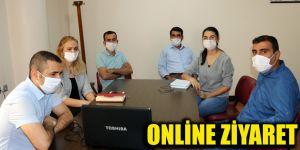 Online ziyaret