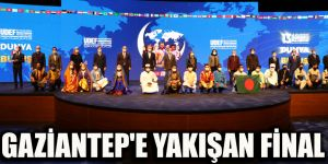 Gaziantep'e yakışan final