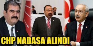 CHP Nadasa alındı
