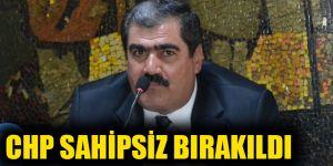 CHP sahipsiz bırakıldı