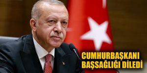 Cumhurbaşkanı başsağlığı diledi