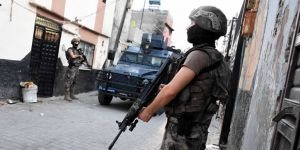 El Bab'da terör örgütü DEAŞ üyesi yakalandı