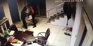 50 bin TL'lik hırsızlık